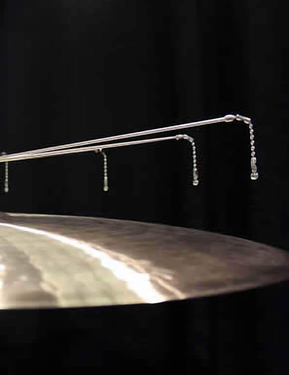 The Jaspercussion Cymb Siz is...